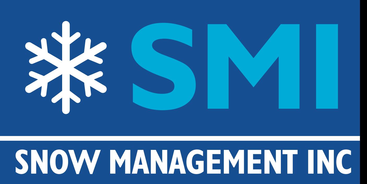 Snow Management Inc Logo